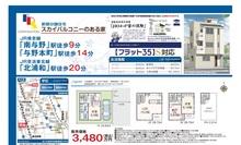 鈴谷5(南与野駅) 3480万円 スカイバルコニーのある家!