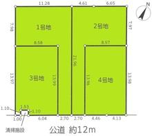 戸塚東3(戸塚安行駅) 2750万円~3150万円