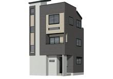 新築分譲住宅 スカイバルコニーのある家!!